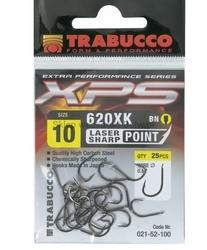 Haczyki trabucco xps 620xk nr 8 25 szt.