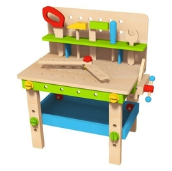 Złota rączka - zestaw narzędziowy dla chłopców