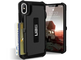 Etui uag urban armor gear trooper apple iphone xs max black