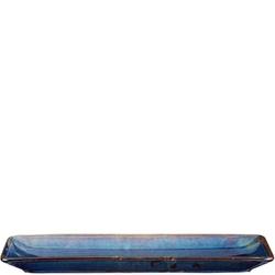 Półmisek do serwowania, porcelanowy 30x14 cm deep blue verlo v-82010-6