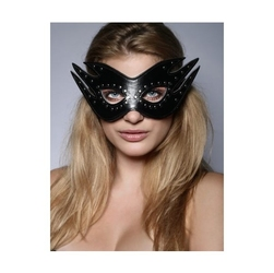 Uwodzicielska skórzana maska 7heaven