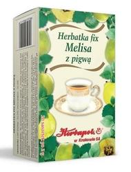 Herbatka fix melisa z pigwą x 20 saszetek
