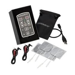 Sexshop - elektrostymulator dwukanałowy - electrastim flick duo stimulator pack em-80 - online