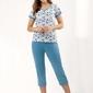 Luna 473 4xl piżama damska