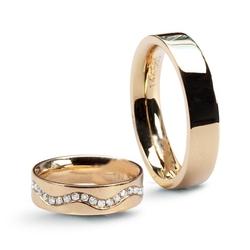 Staviori obrączka męska. żółte złoto 0,585. szerokość 5 mm.  cena dotyczy męskiej obrączki w rozmiarze standardowym. dostępne inne kolory złota.