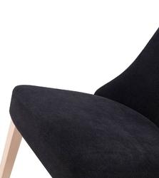 Tokio krzesło dębowe tapicerowane w nowoczesnym stylu