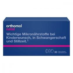 Orthomol natal tabletki i kapsułki duże opakowanie