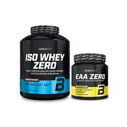 Bio tech usa iso whey zero 2270 g eaa zero 350 g