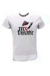 Acerbis t-shirt junior mx fanatic  biały
