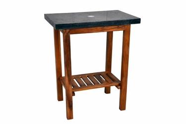 Stolik marmurowy pod umywalkę, stoliki łazienkowe