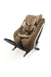 Concord reverso plus tawny beige fotelik rwf  i-size + lusterko dla dziecka