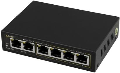 Switch poe 4+2 pulsar s64 - szybka dostawa lub możliwość odbioru w 39 miastach
