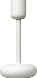 Świecznik nappula wysoki biały