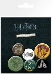 Harry Potter - przypinki