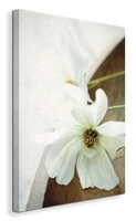 White still life ii - obraz na płótnie