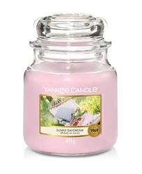 Świeca zapachowa yankee candle 411g słoik średni sunny daydream