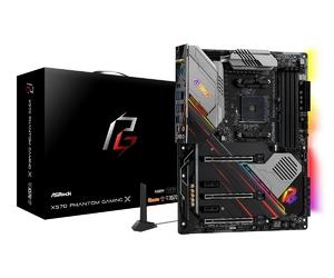 ASRock Płyta główna X570 Phantom Gaming X 4DDR4 HDMIUSB M.2 ATX
