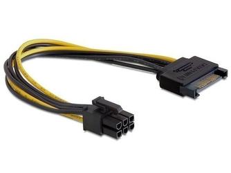 Gembird Kabel zasilający SATAM-PCI Express 6PIN 20cm