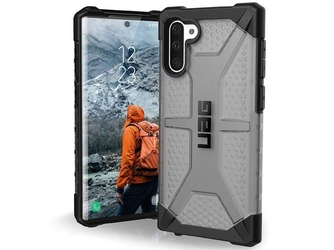 Etui uag urban armor gear plasma do samsung galaxy note 10 ash - czarny