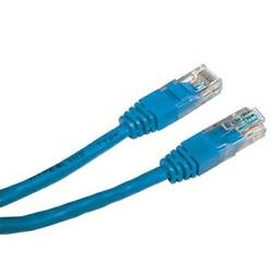 Utp patchcord utp patchcord, cat.6, rj45 m-1m, nieekranowany, niebieski, economy