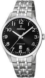 Festina titanium date f20466-3