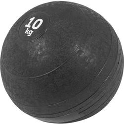 10 kg piłka lekarska treningowa slam ball gumowa gorilla sports