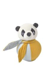 Wańka-wstańka, panda, kikadu