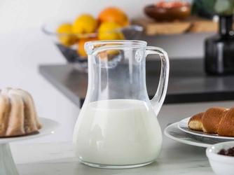 Dzbanek na wodę, sok i napoje szklany edwanex 1,5 l