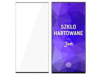Szkło hardglass max 3mk czytnik linii do galaxy note 10 plus black