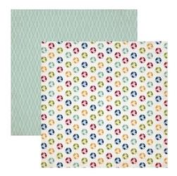 Papier 30,5x30,5 cm Getaway - Globes - 10