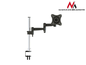 Maclean Uchwyt biurkowy do monitora LCD MC-628 13-27 15kg vesa 75 i 100
