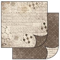 Papier do scrapbookingu 30,2x31,2 cm - 191