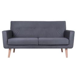 Sofa malmo l szara