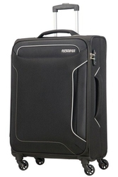 Walizka american tourister holiday heat spinner 79 cm - black