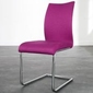 Interior space :: krzesło porto - różowe