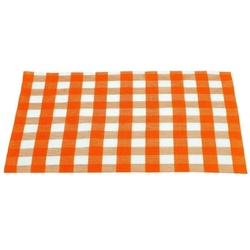 Guzzini - podkładka na stół - art  cafe - pomarańczowa - pomarańczowa