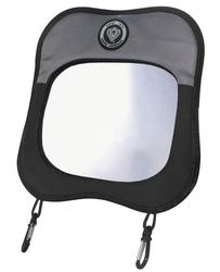 Lusterko do obserwacji z zaczepami czarne