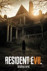 Resident evil 7 biohazard - plakat