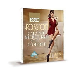 Egeo passion microfibra soft comfort 60 den skarpetki