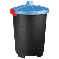 Kosz na śmieci keeeper mattis 45 l niebieski