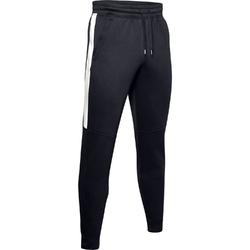 Spodnie dresowe męskie ua athlete recovery fleece pant