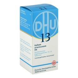 Biochemie dhu 13 kalium arsenicosum d 6 w tabletkach