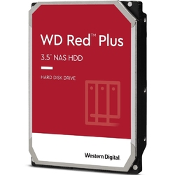 Western digital dysk wd red plus 6tb 3,5 cmr 64mb  5400rpm class