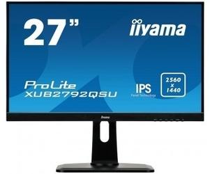 Iiyama monitor 27 xub2792qsu- ips,ete panel