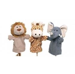 Goki pacynki na rękę big trio