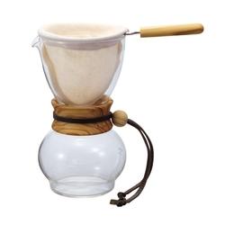 Zaparzacz do kawy 240 ml Drip Pot Olive Wood Hario