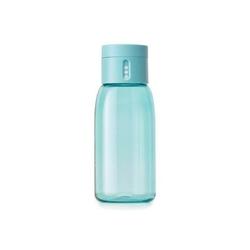 Joseph joseph - butelka na wodę dot 400 ml - błękitna - błękitny