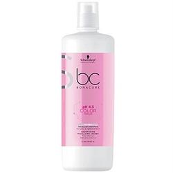 Schwarzkopf bc color silver, szampon oczyszcza i chroni jasne, siwe i białe włosy 1000ml