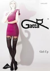 Gatta Girl-up Cat rajstopy
