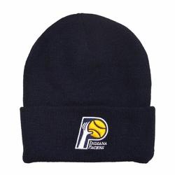 Czapka zimowa Mitchell  Ness NBA Indiana Pacers Team Tone Knit - INDPAC INTL534